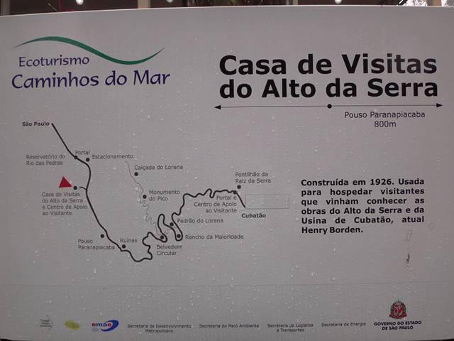 Casa de Visitas do Alto da Serra.