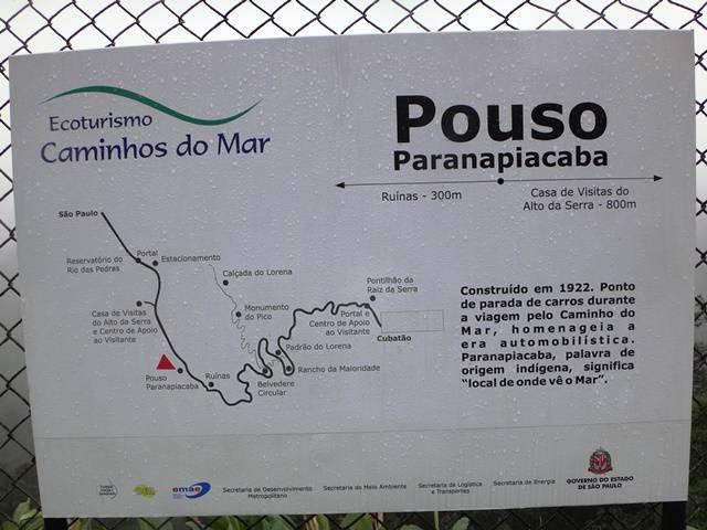 Pouso Paranapiacaba.