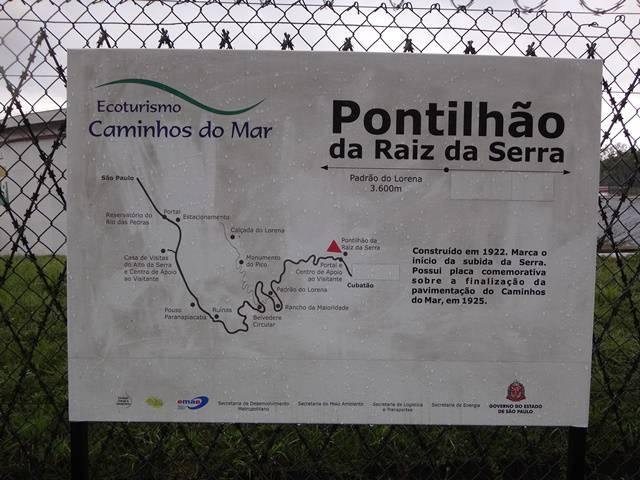Pontlhão da Raiz da Serra.