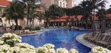 Final de semana no Royal Palm Plaza
