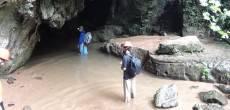 PETAR – Quase submerso na Caverna Água Suja