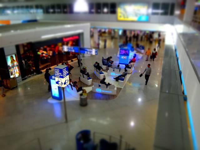 Aeroporto de Atenas.