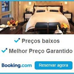 Parceria Turismo Independente e Booking.com.
