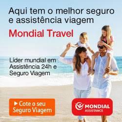 Parceria Turismo Independente e Mondial Assistance.