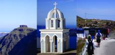 Trekking em Santorini: Travessia Fira-Oia
