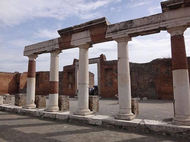 Pompeia: Fórum