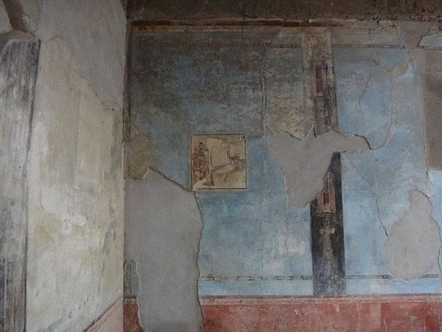 Pompeia: muitas edificações ainda apresentam a decoração original