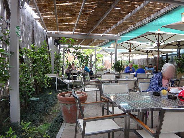 Pompeia: restaurante Hortus