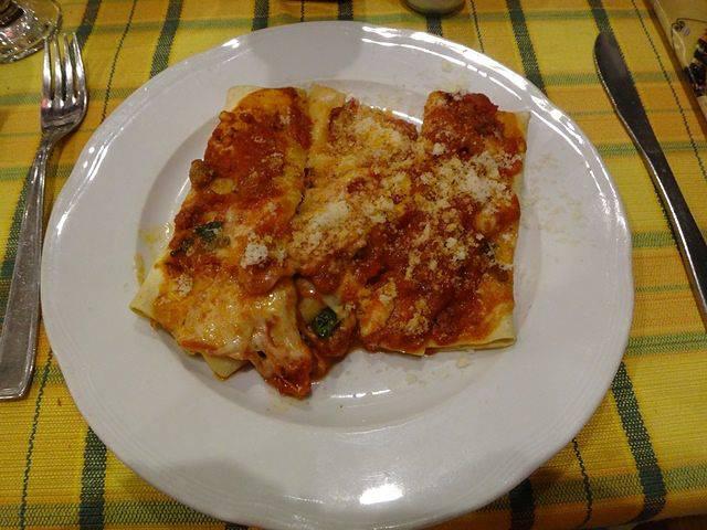 Sorrento: restaurante Giardiniello