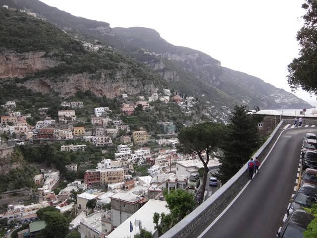Positano, na Costa Amalfitana.