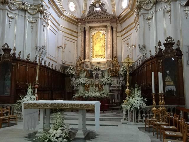 Catedral de Positano.