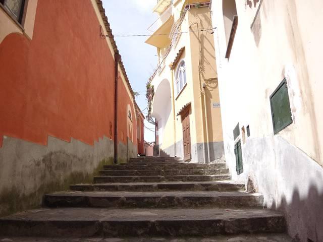 Escadarias de Positano, agora para subir.