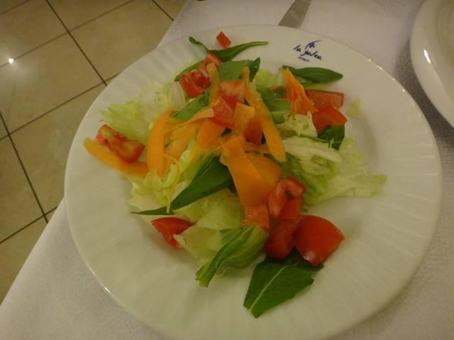 Salada mista.