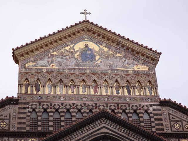 Catedral de Amalfi.