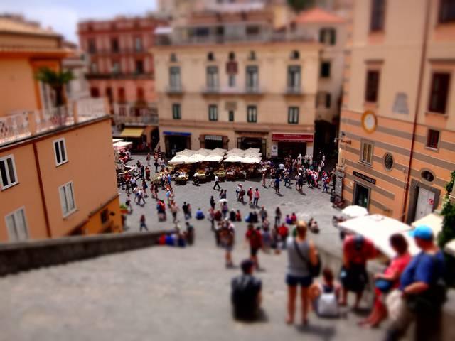Amalfi, na Costa Amalfitana.