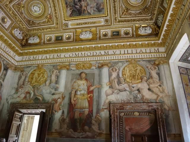 Castelo de Sant'Angelo, em Roma.