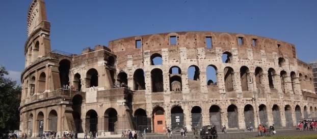 Coliseu Romano: o reencontro