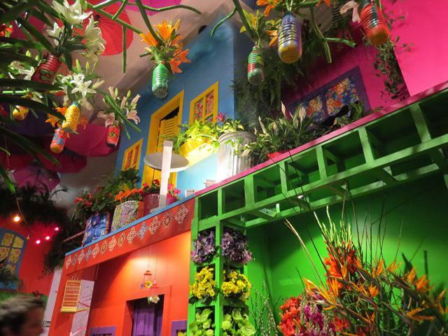 Exposição de Arranjos Florais. Foto Adri Lourencini