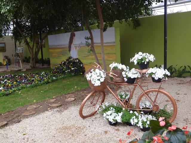 Exposição de Paisagismo - Expoflora 2016.