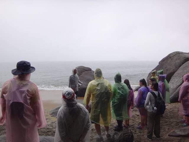 Travessia da 7 Praias em Ubatuba.