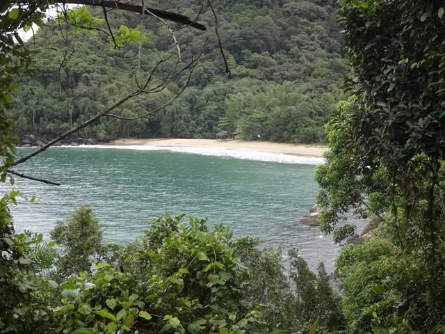 Travessia das 7 Praias em Ubatuba.