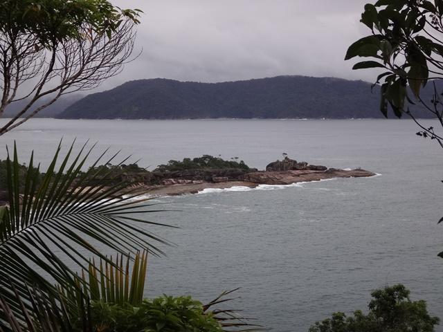 Travessia das 7 Praias em Ubatuba - Pontão da Fortaleza.