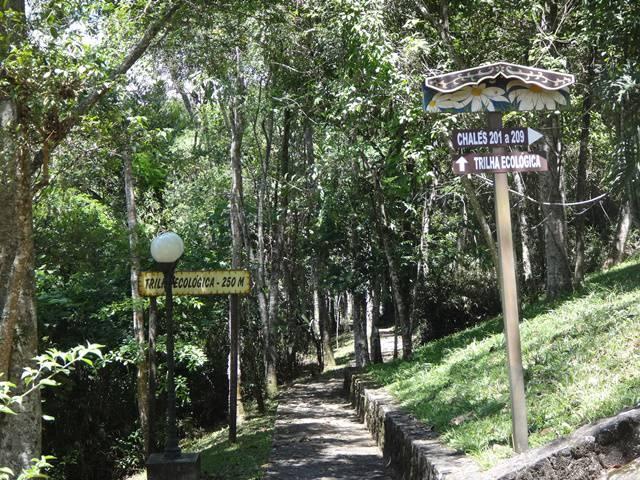 Hotel Atibainha - Trilha Ecológica.