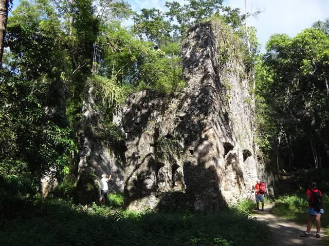 Ubatuba - Ruínas da Lagoinha