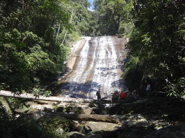 Ubatuba - Cachoeira Véu da Noiva
