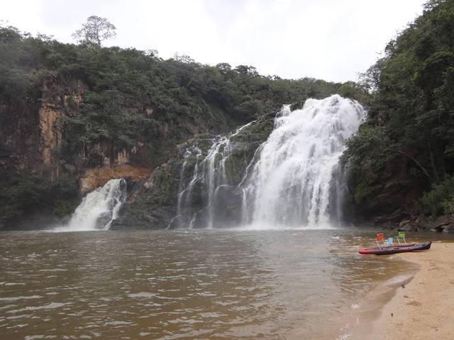 Cachoeira Maria Augusta - São João Batista do Glória.