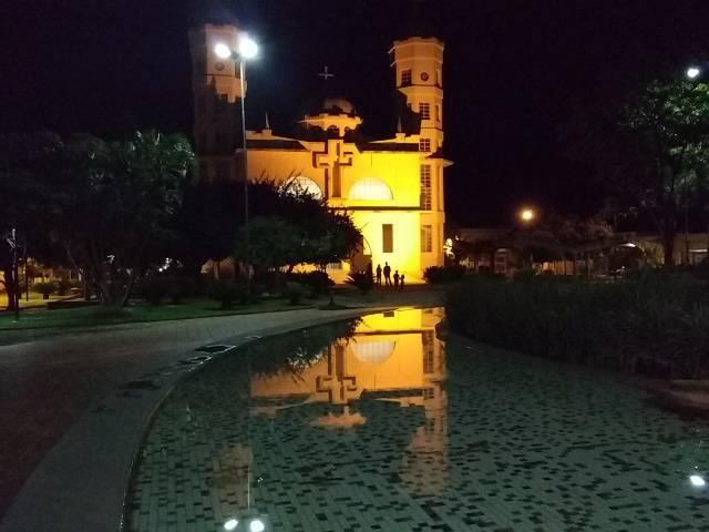 Igreja de São João Batista do Glória.