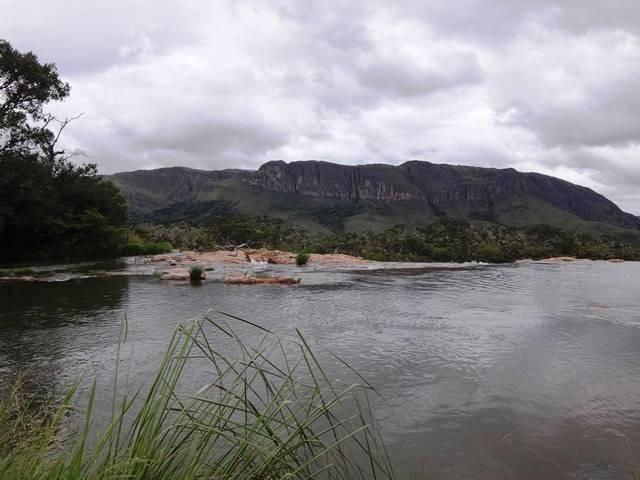 Cabeceira da Cachoeira do Quilombo, em São João Batista do Glória.