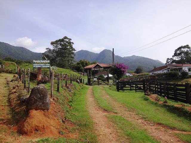 Fazenda Monte Verde, em São Francisco Xavier.